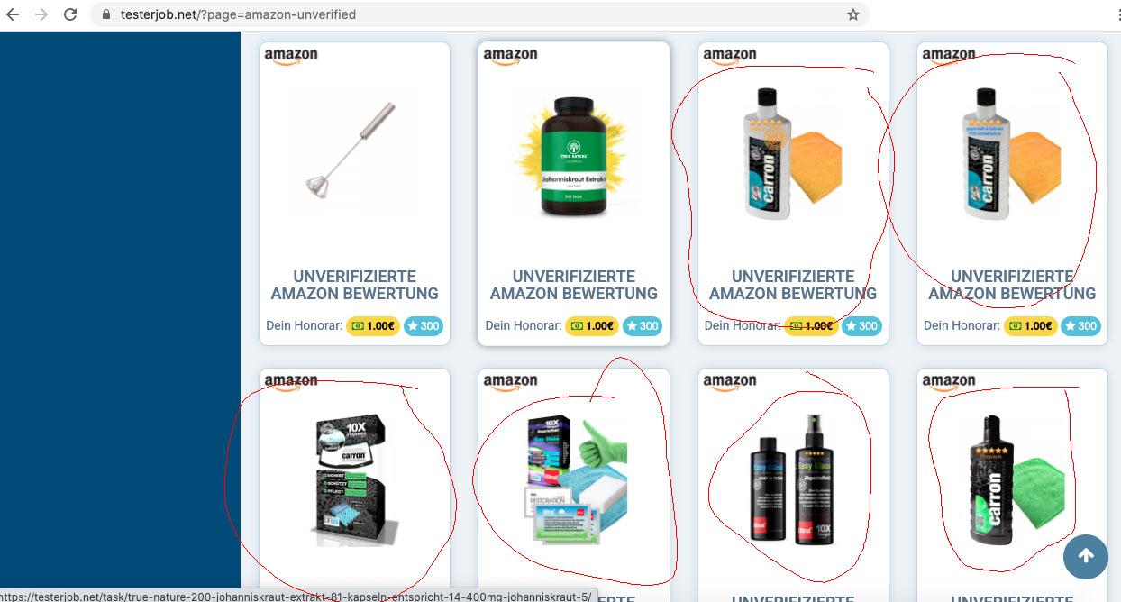 gekaufte amazon bewertung carron ixtral glasversiegelung nanoversiegelung