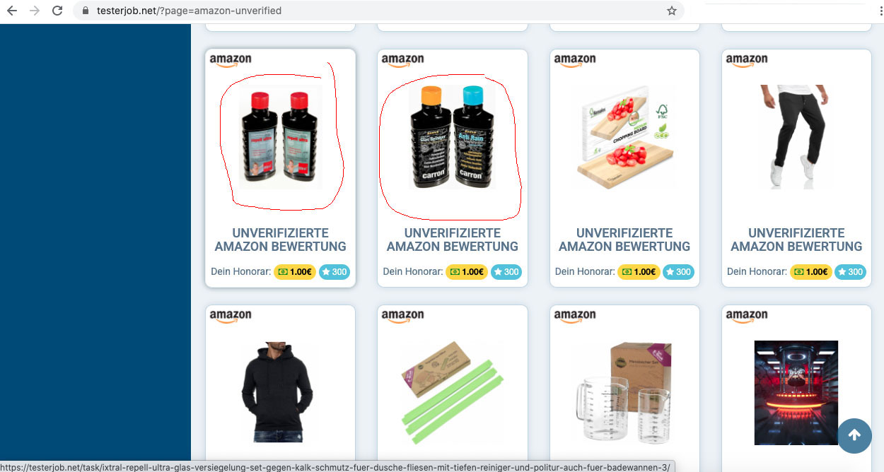 gekauften Amazon bewertung veryfied carron ixtral