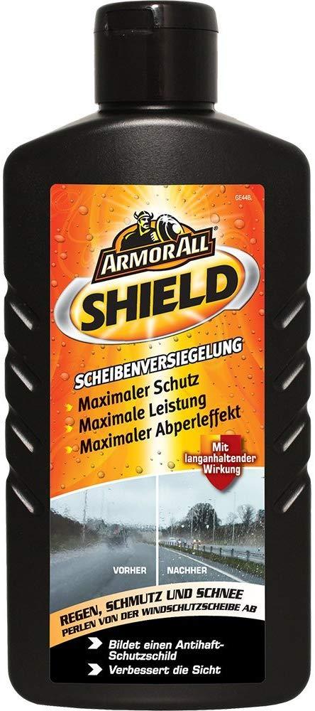 Scheibenversiegelung Test Platz 5 Armor All