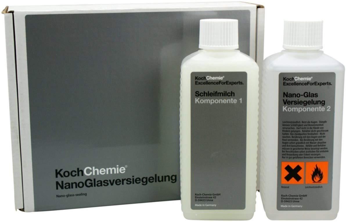 scheibenversiegelung test koch chemie platz 3